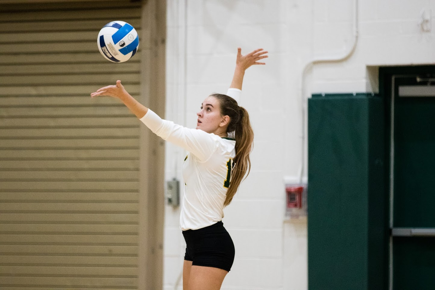FCC Volleyball Drops Season Opener To Hawks