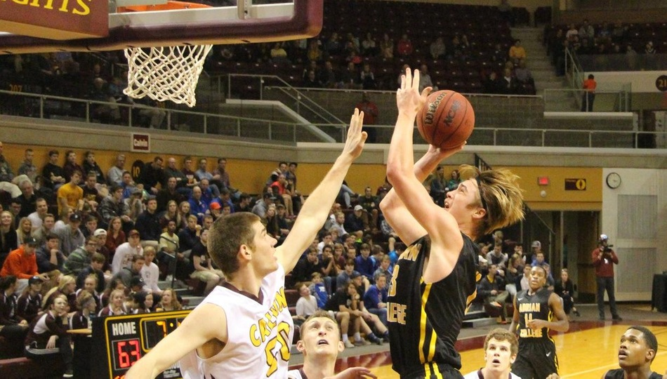 Photo Courtesy of Calvin College Sports Information Department