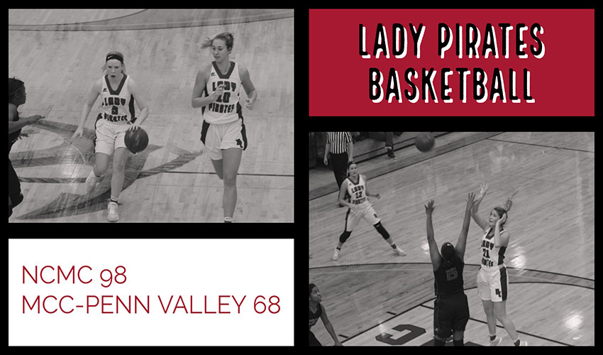 Lady Pirates Even Region 16 Record By Defeating MCC-Penn Valley