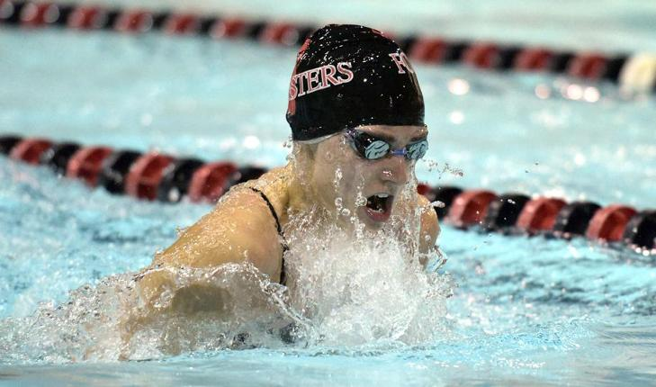 Foresters Swim In Final Home Meet Of The Year Lake Forest College Athletics