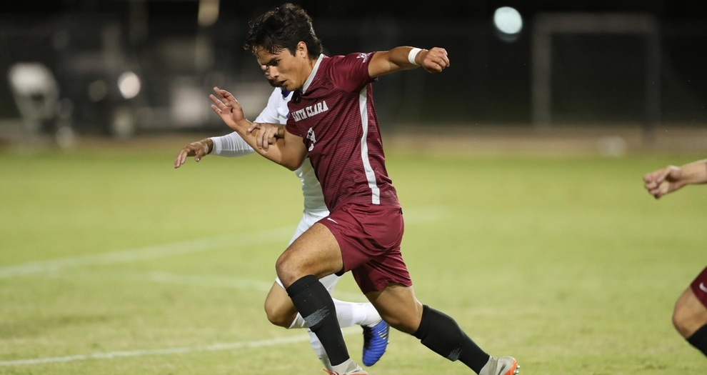 Men's Soccer Get a 2-0 Shutout Win at Lipscomb on Friday