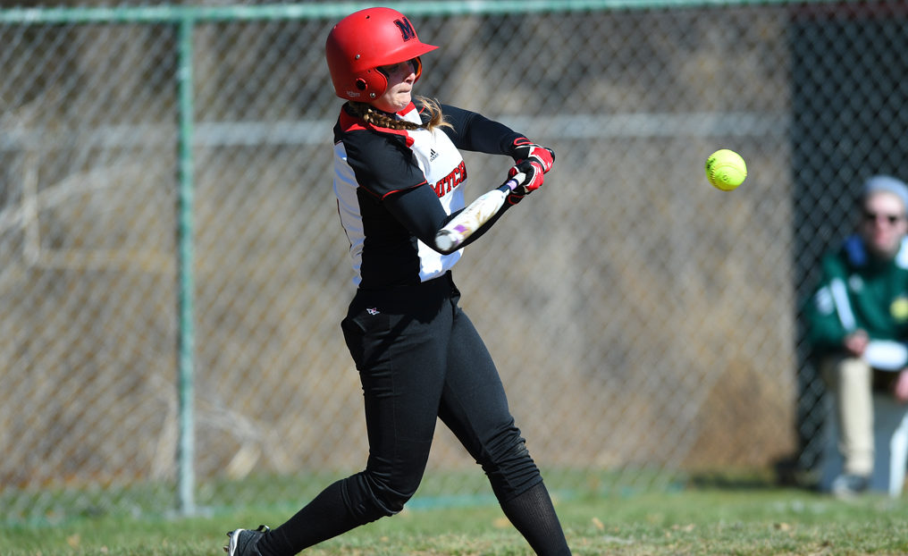 Softball Gets Back on Track with Sweep of SVC