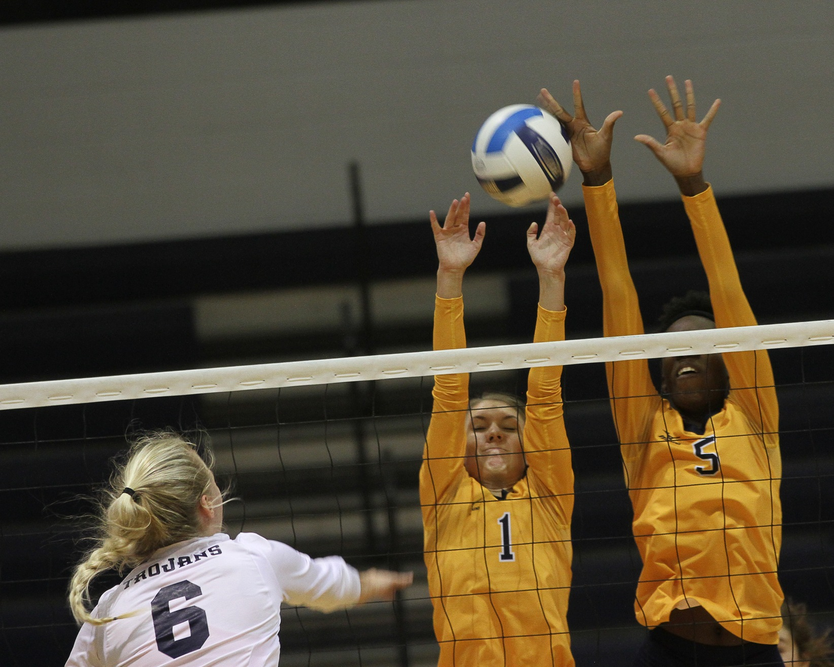 WNCC sweeps Trinidad for 17th straight victory