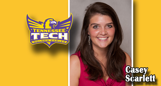 Athletics staff adds Scarlett as Marketing and Promotions Coordinator