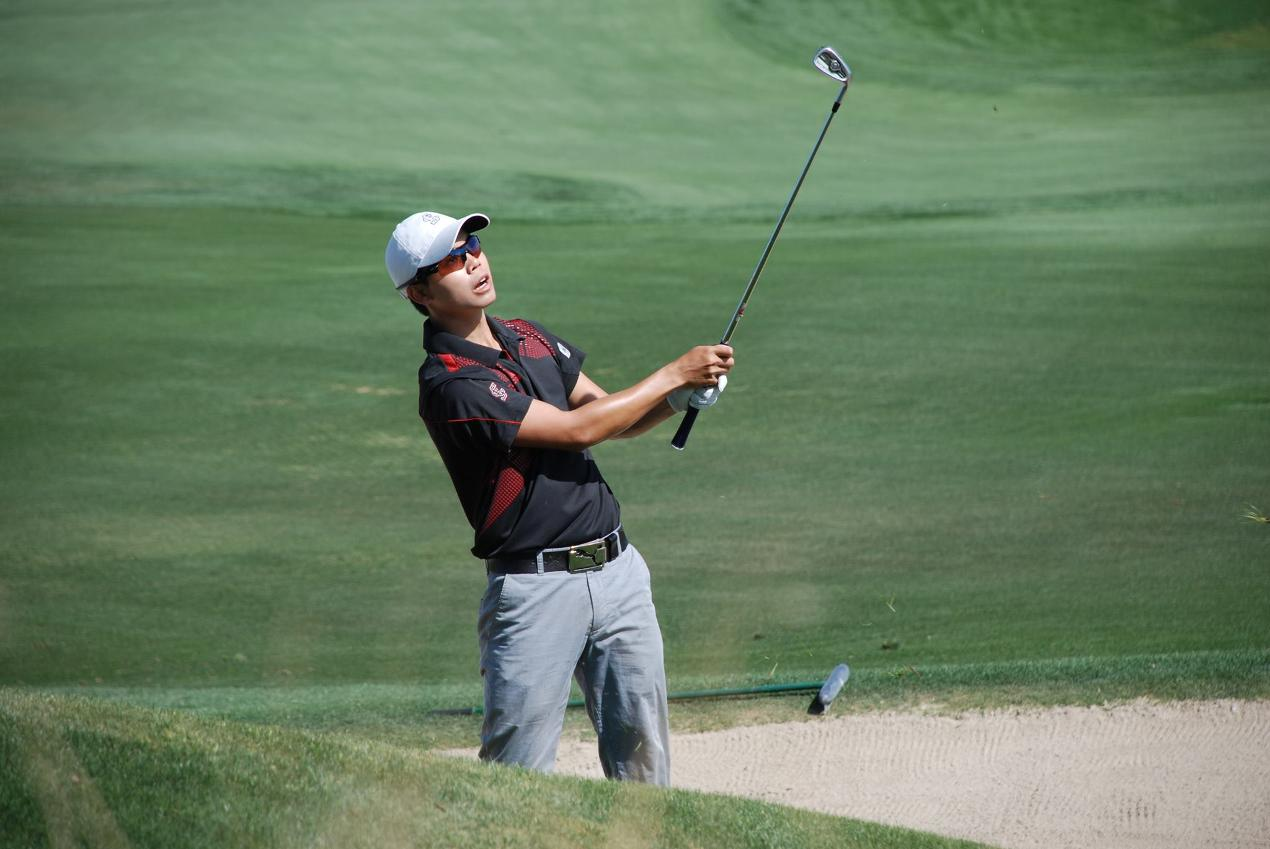 Men's Golf In Seventh After 36-Holes Of Wyoming Cowboy Classic