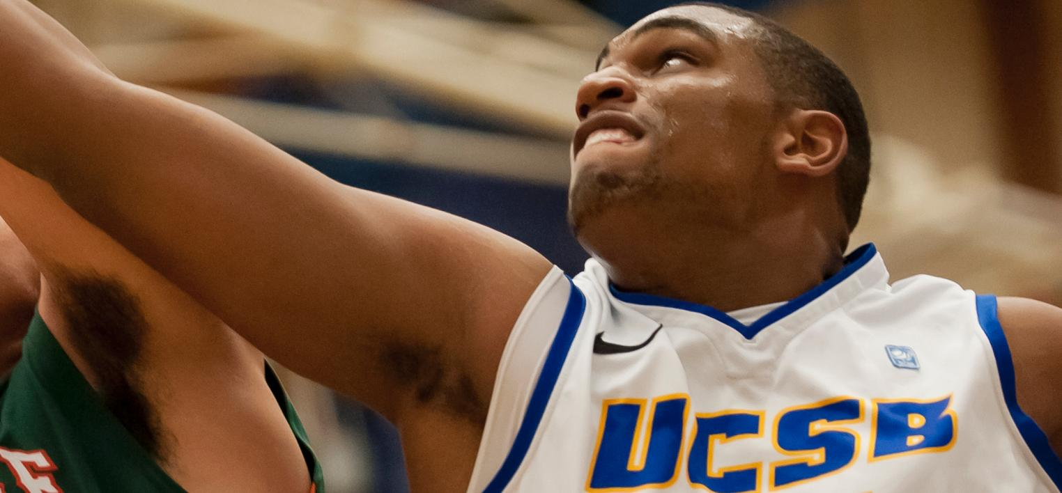 Williams' Double-Double Not Enough, Gauchos Lose at Cal Poly, 67-49