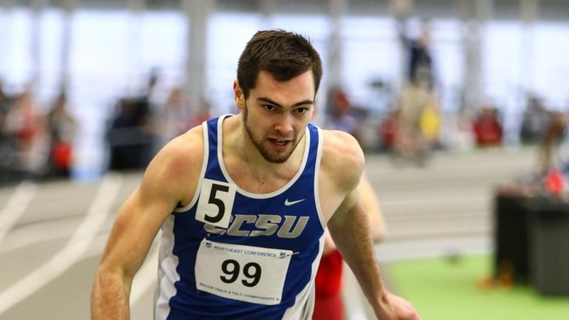 Latham Takes Runner-Up in SCSU's Decathlon