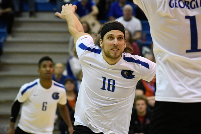 GRIZZLIES FALL IN FIVE SET BRONZE MEDAL GAME