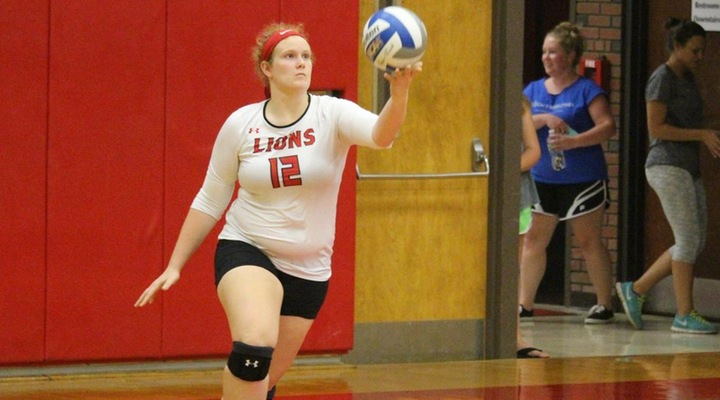 Women's Volleyball Suffers 3-0 Setback to Eastern Connecticut State