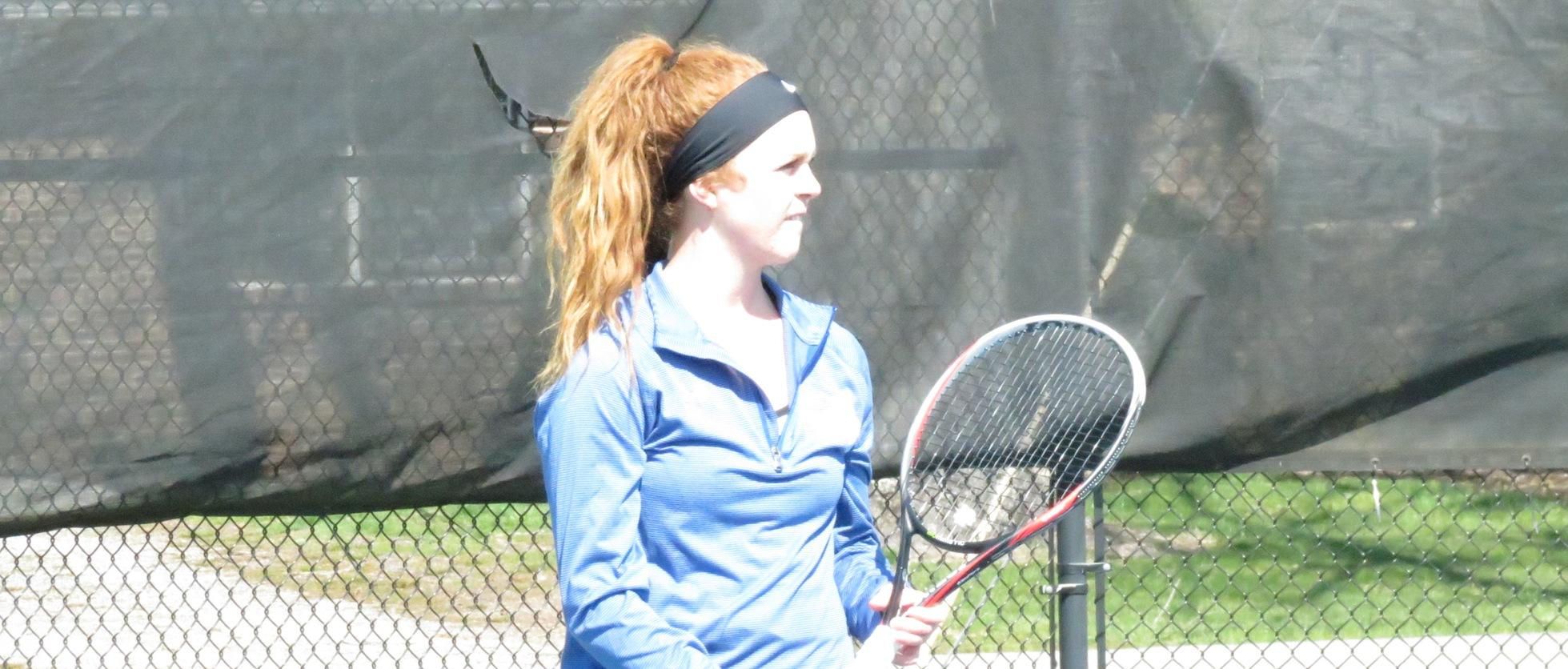 Kushner, Spear Grab Singles Victories For Tornados