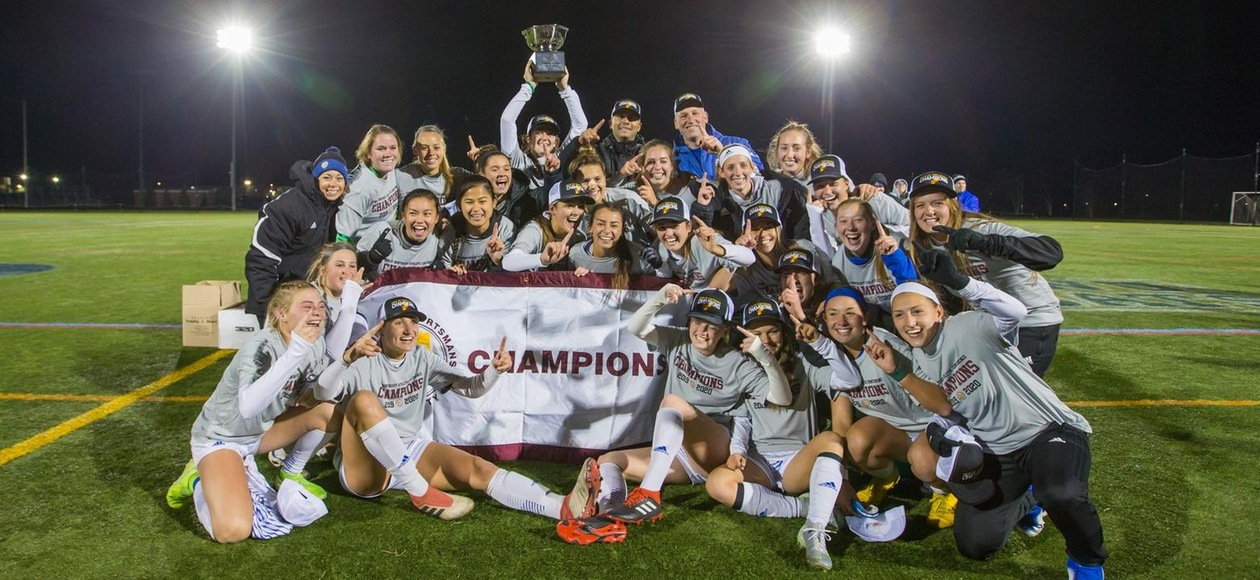 Cairrao Leads JWU to First GNAC Title Since 2005
