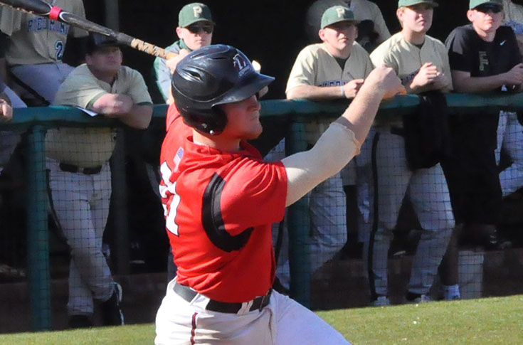 Baseball: Panthers shut down Huntingdon 7-0 to complete sweep of USA South series