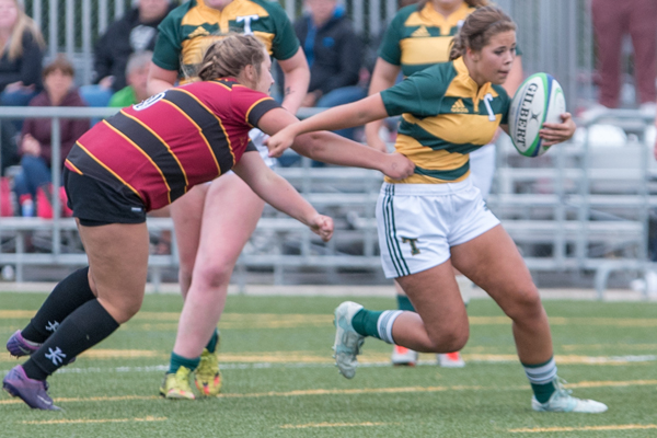 Upcoming Tommie Action: Women's Rugby Host UKC, Soccer and Men's Rugby Host Mid-Week Games