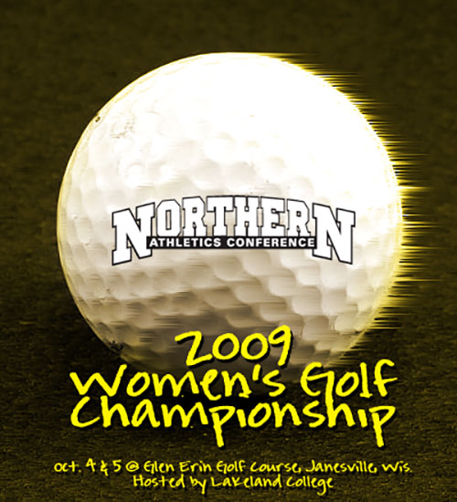 2009 Northern Athletics Conference Women's Golf Championship