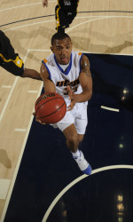 Orlando Johnson Named Big West Player of the Week, UCSBgauchos.com Athlete of the Week