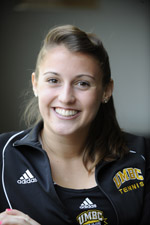 Emily Mannix Named America East Women's Tennis Player of the Week