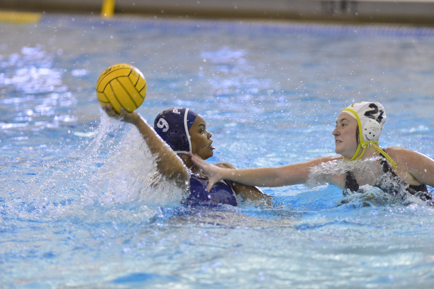 Lions Fall to Occidental in Women's Water Polo