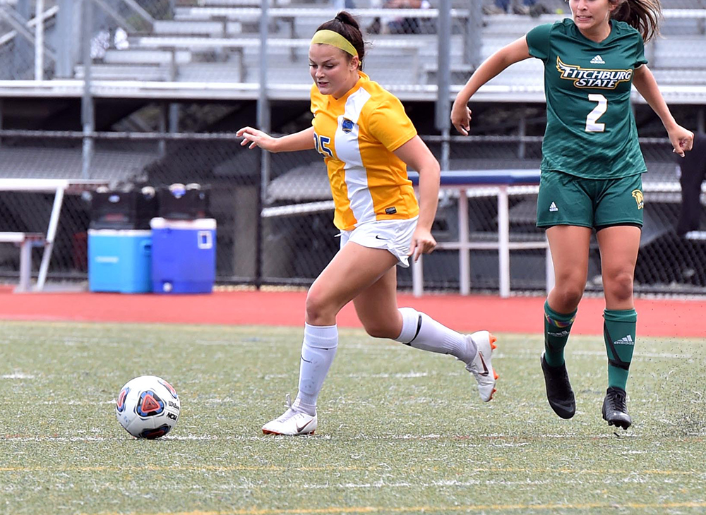 Borci Nets Pair to Lift Women's Soccer Past UMass Dartmouth