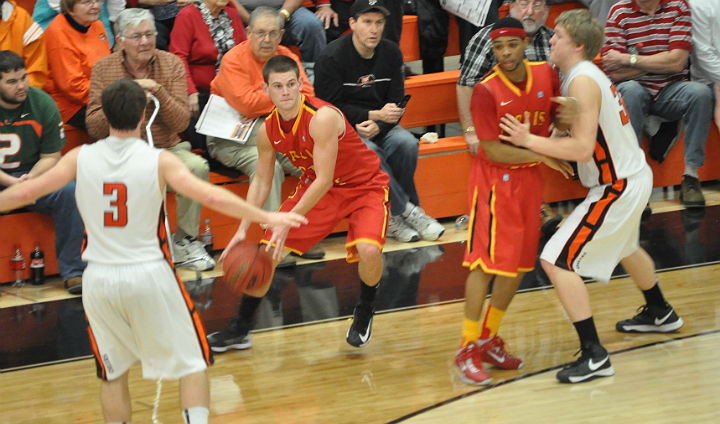 Bulldogs Fall By One In Overtime Thriller At Findlay
