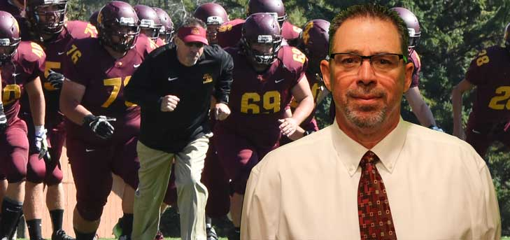 Rob Cushman Named Occidental Head Football Coach