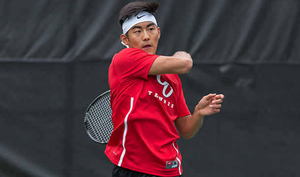 MIT Downs Men's Tennis in NEWMAC Opener