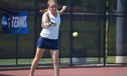 #21 Women's Tennis Defeats Penn State- Behrend, 5-0, in NCAA Tournament First Round