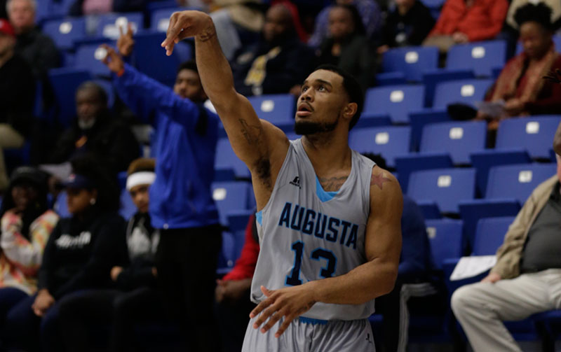 Men's Basketball Wins Four Straight In Peach Belt Play