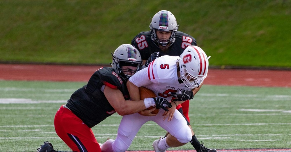 Tartans Clipped at Home by Grove City