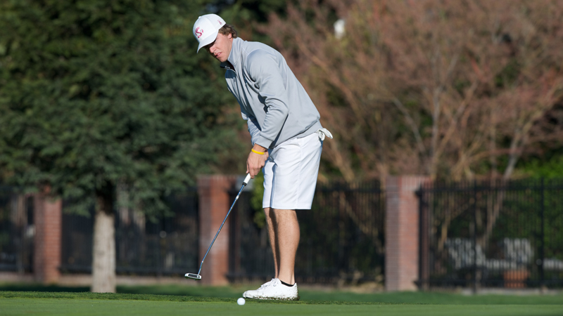 WEIR SHOOTS 72 IN OPENING ROUND OF AMERICAN SKY CHAMPIONSHIP