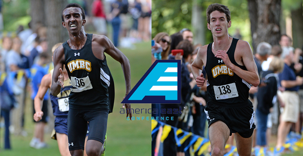 Four Retrievers Earn a Spot on America East Cross Country All-Academic Squads