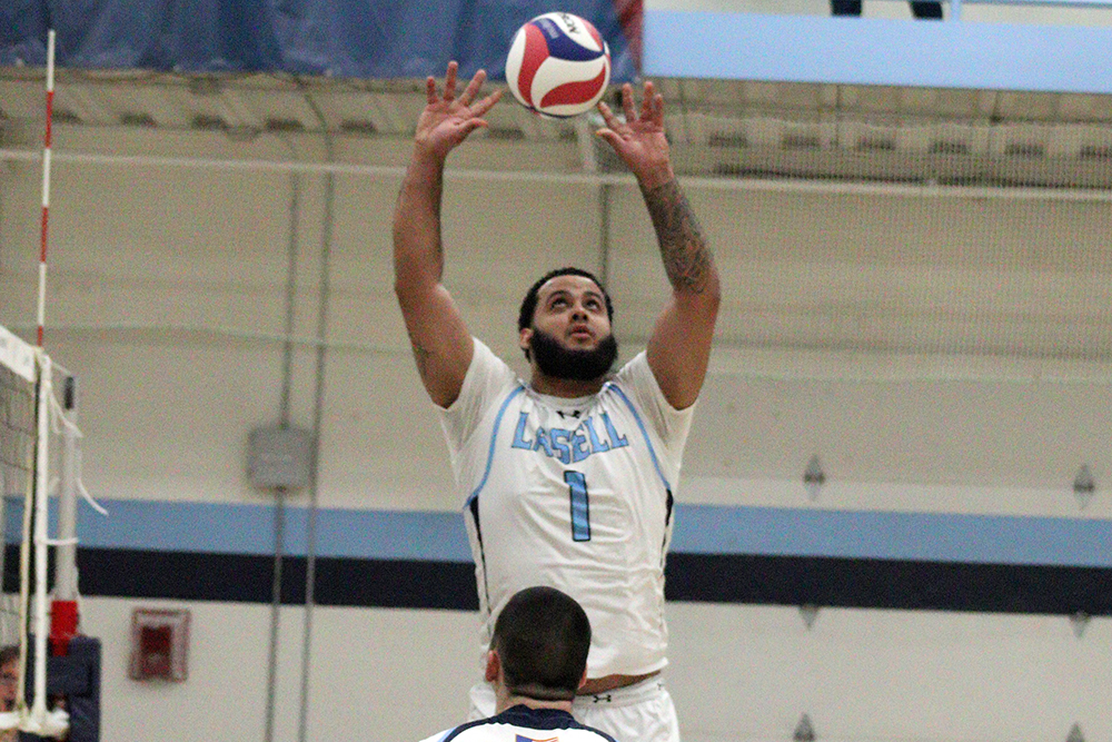 MVB: Lasell comes from behind to outlast Johnson & Wales