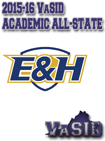 Six Emory & Henry Student-Athletes Named To 2015-16 VaSID Academic All-State Team