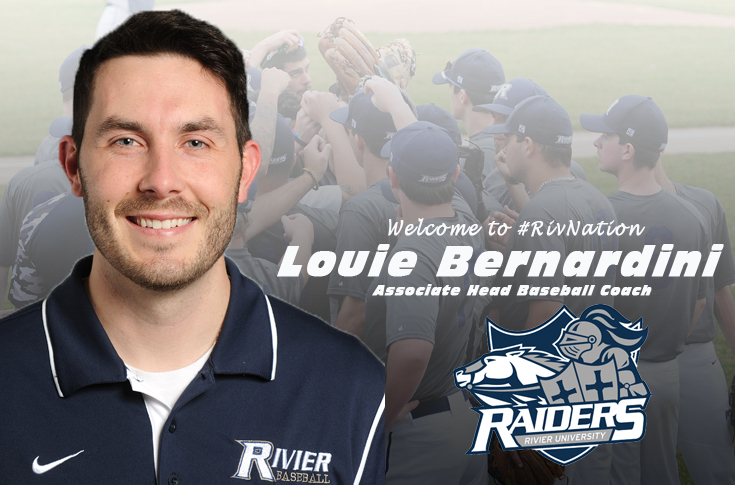 Baseball: Louie Bernardini named Associate Head Coach