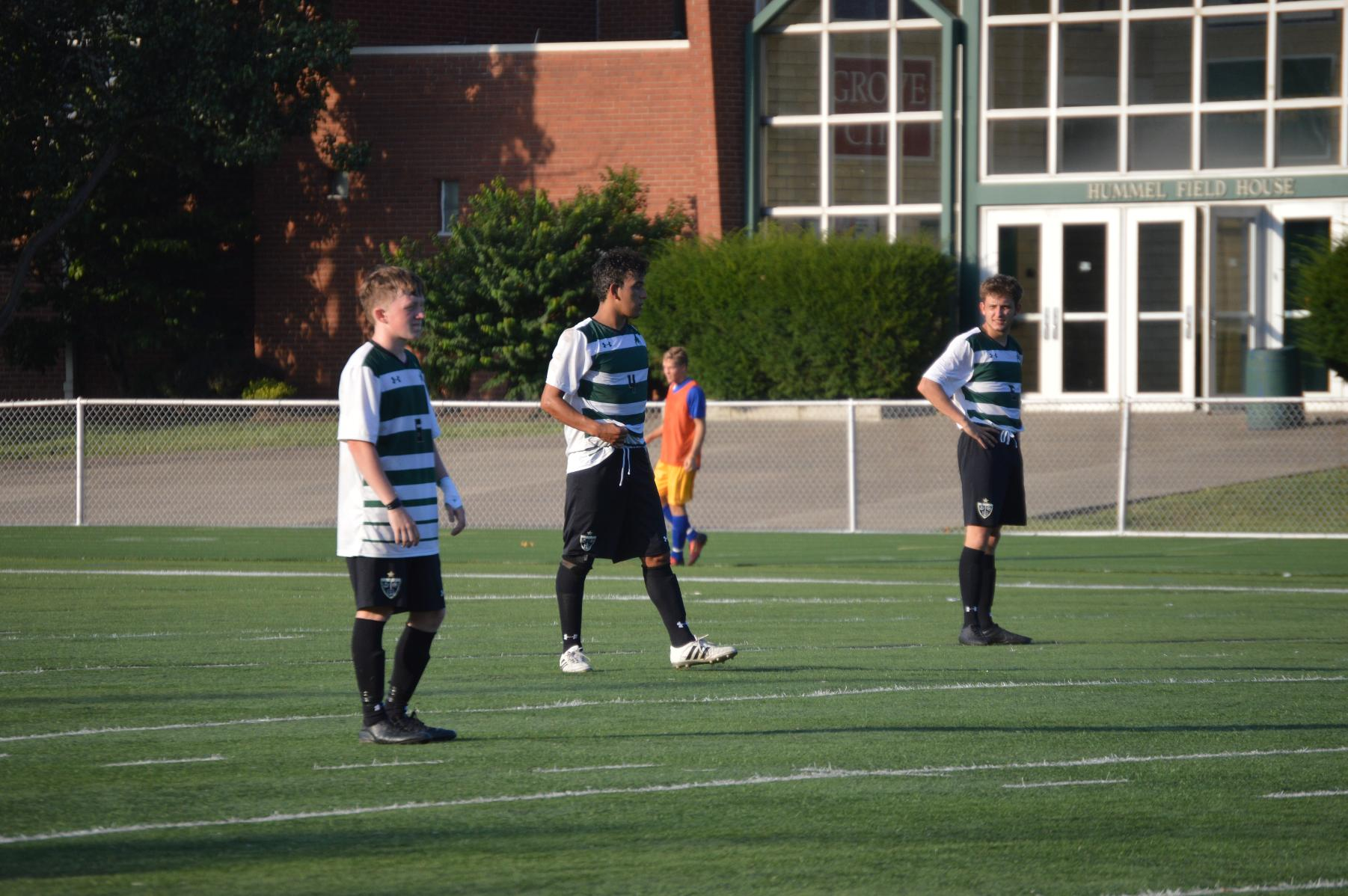 Bethany dealt 3-2 loss to Mount Aloysius