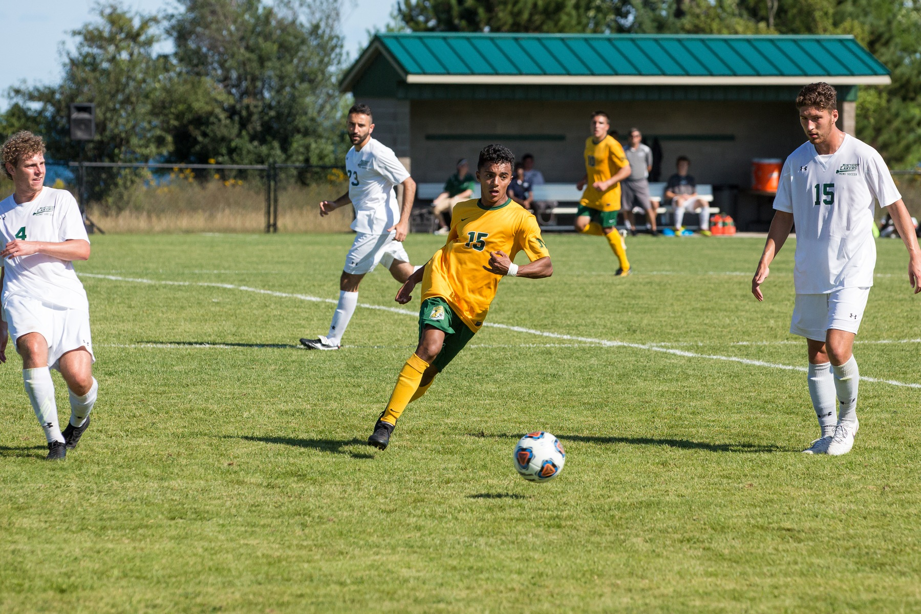 Early Goals Secure Wildcat Victory in GLIAC Opener