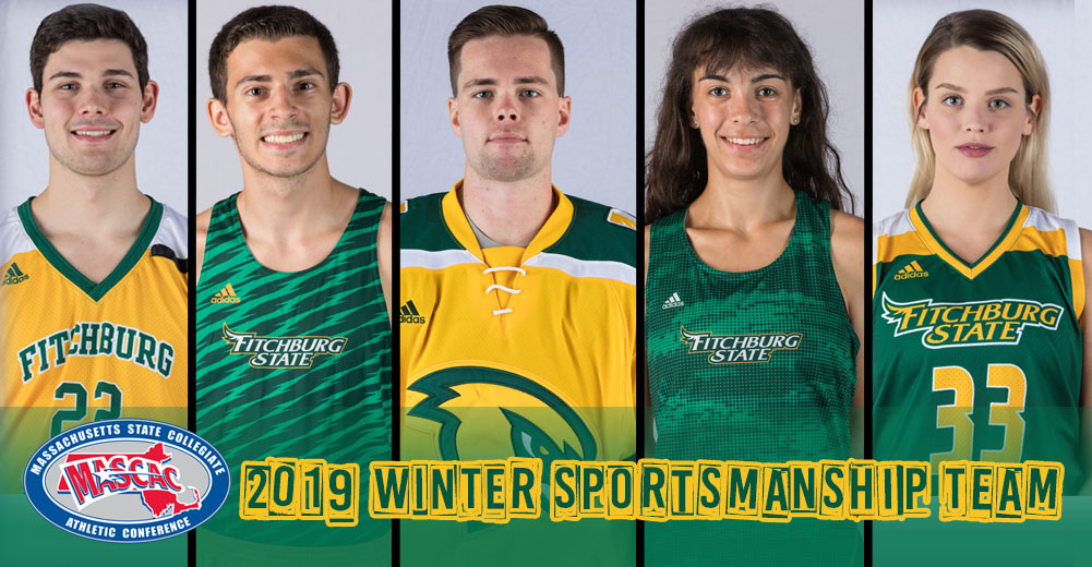2019 MASCAC Winter Sportsmanship Team Announced