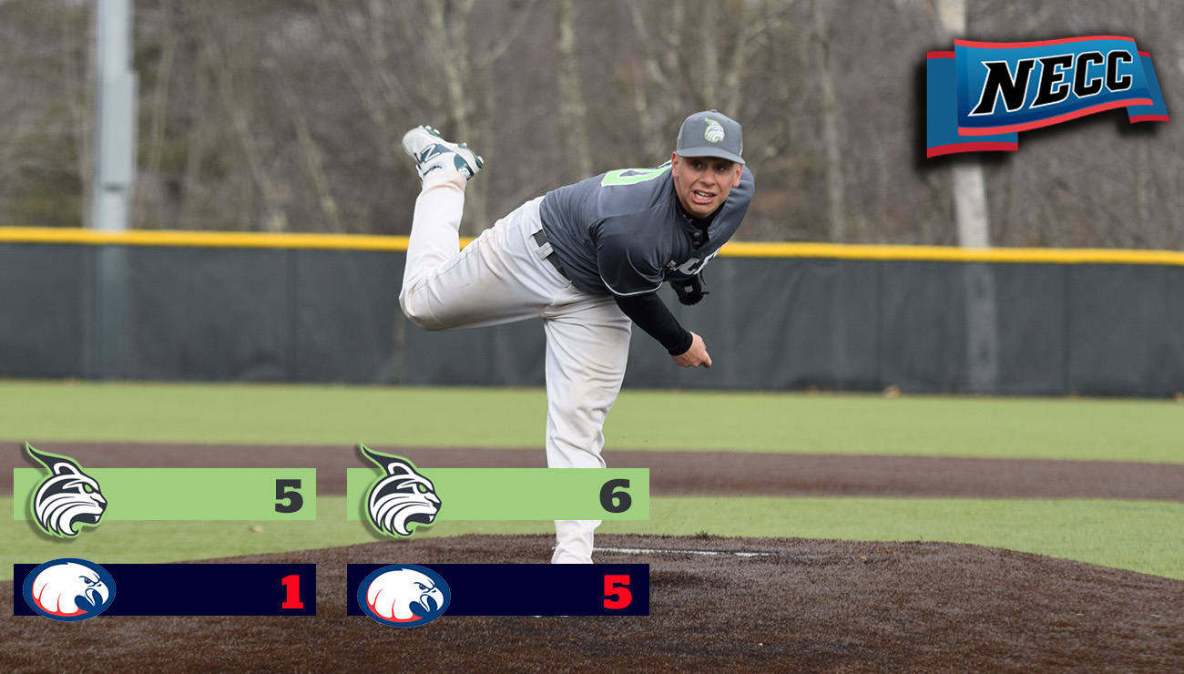 Late Inning Comeback Propels Lynx to Sweep of Eagles, 5-1, 6-5