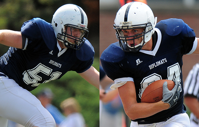 Deutch, Surma Named D3PRODAY.com All-Americans