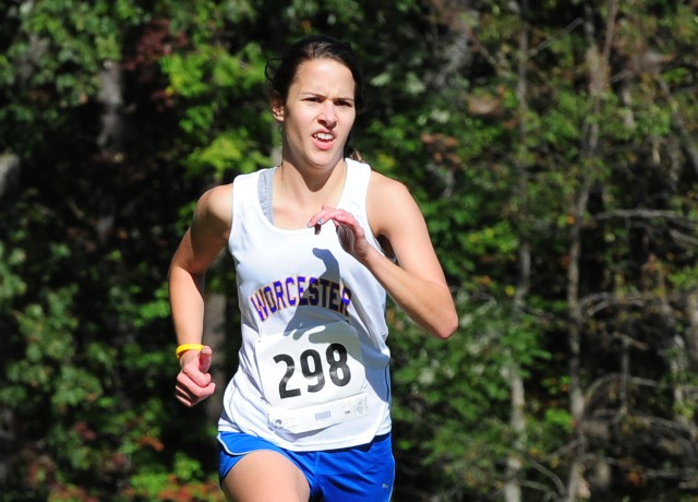 Women's Cross Country Places 19th At UMass Dartmouth Shriner Invitational