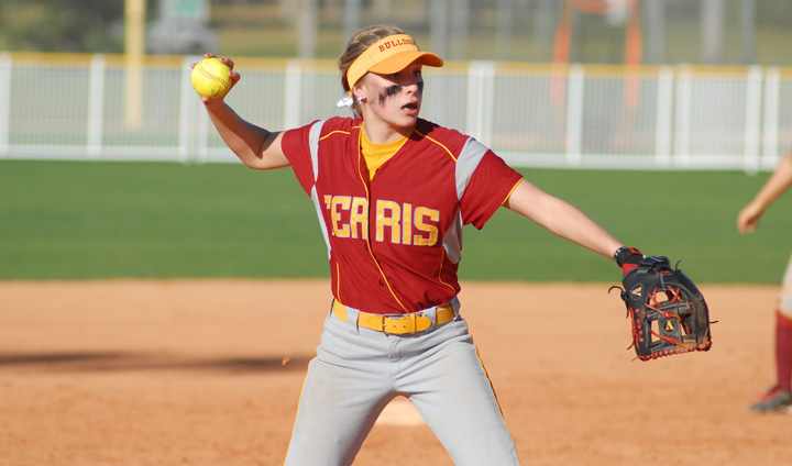 Ferris State Drops Two Outings In Sunday Action At Florida Rebel Spring Games