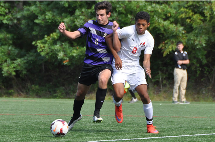 Men's Soccer: Panthers win 1-0 in overtime at Huntingdon to end 2015 season