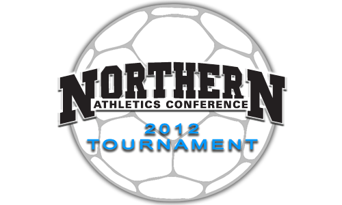 2012 Northern Athletics Conference Women's Soccer Tournament
