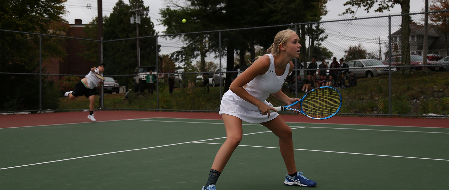 Women's Tennis Falls to New Haven, 4-0