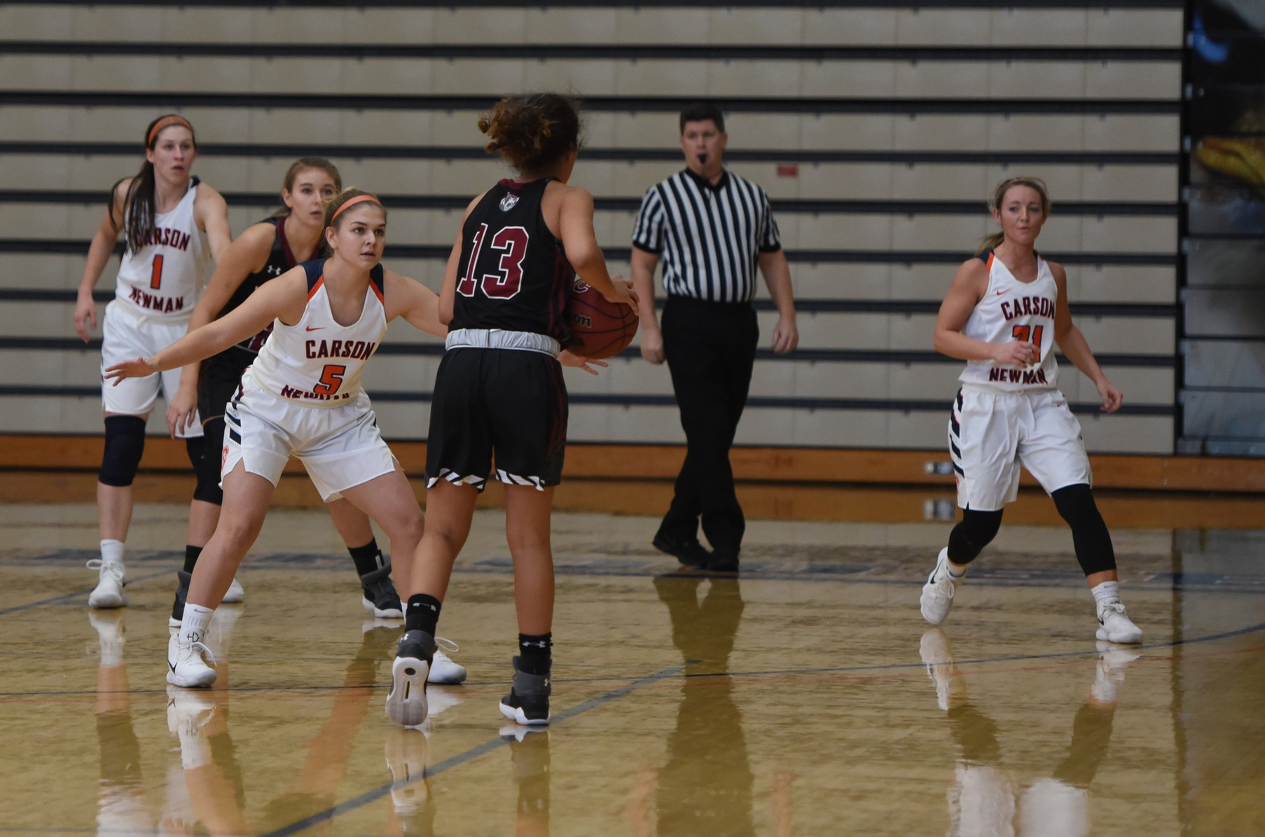 Bears brace for #5 Lady Eagles in Saturday SAC showdown