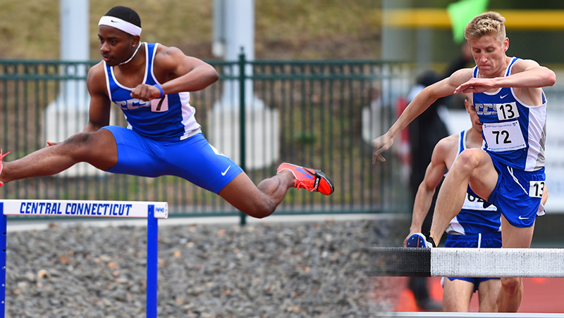 Trainor, Alston Qualify for NCAA Track East Preliminary at Kentucky