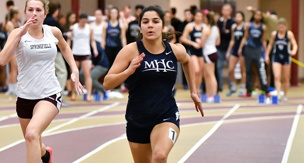 Mount Holyoke Competes At Wesleyan Invitational