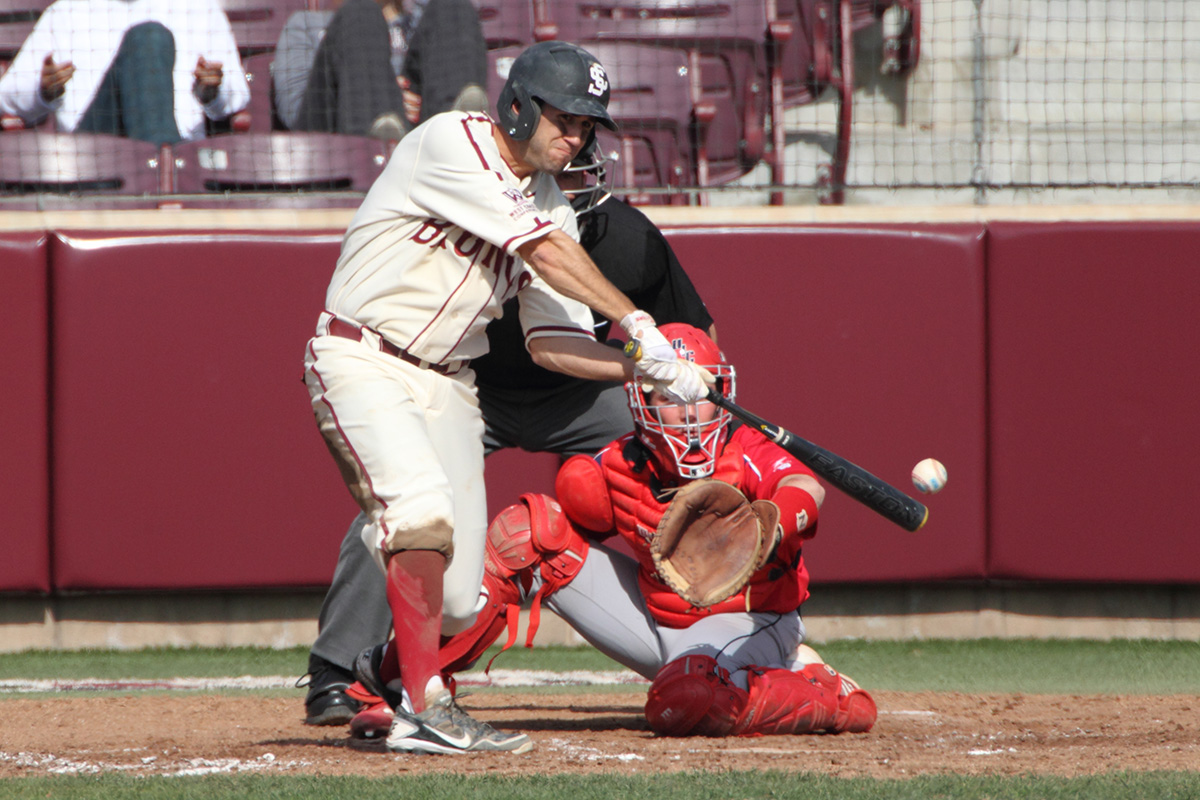 Bronco Baseball Taken Down by BYU 7-3