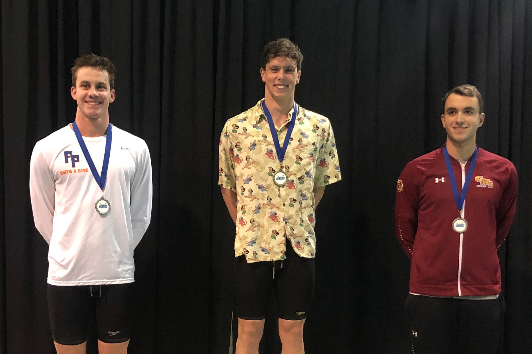 Nybo Wins 200-Fly, Brewer Takes Second in 1650-Free on Final Day of SCIAC Champs