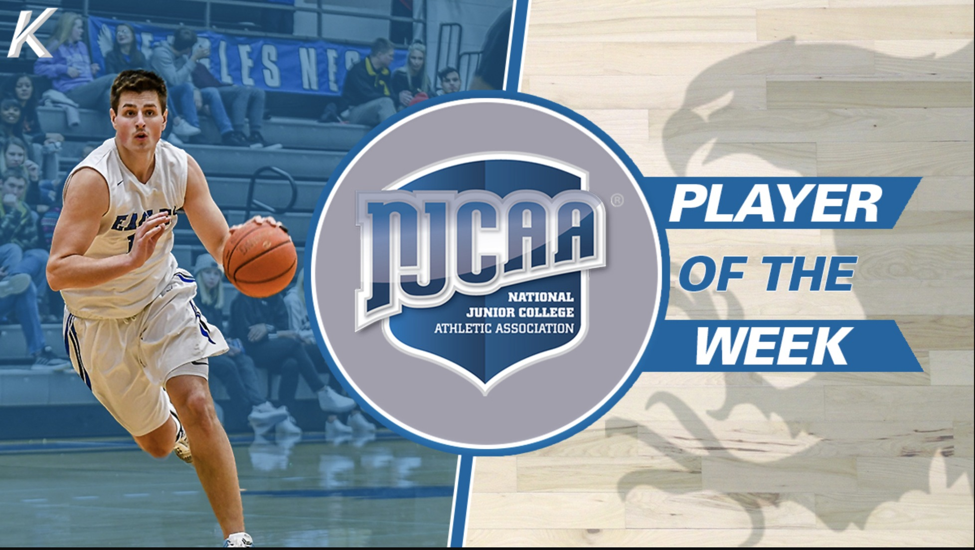 Appel named NJCAA Dll Player of the Week