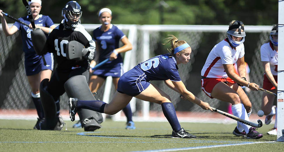 #20 Field Hockey Falls to RPI, 3-2 in 2016 Opener